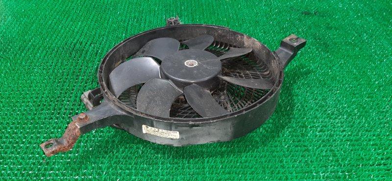 Вентилятор радиатора кондиционера Nissan Datsun RMD22 QD32 2001