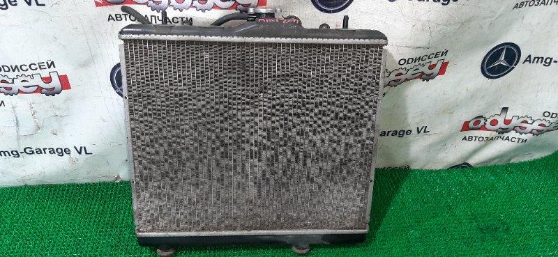 Радиатор Mitsubishi Pajero Mini H58A 4A30-T 2001