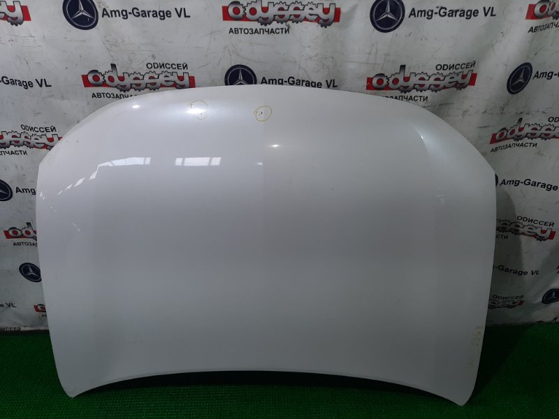 Капот Mitsubishi Outlander Phev GG2 4B11 2013
