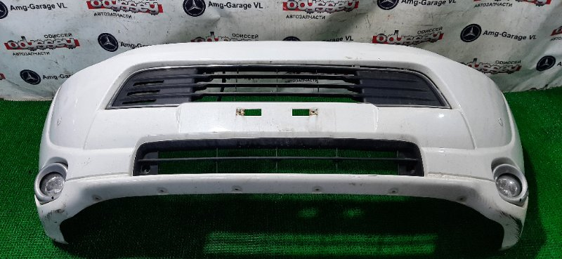 Бампер Mitsubishi Outlander Phev GG2W 4B11 2013 передний