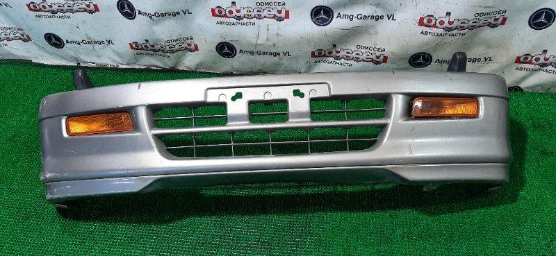 Бампер Mitsubishi Challenger K99W 6G74 2008 передний