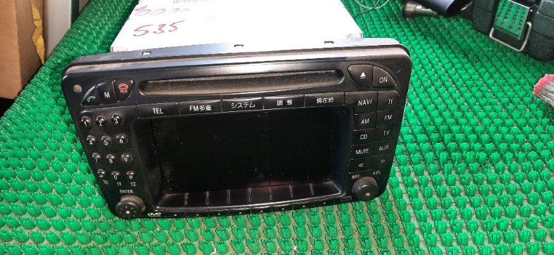 Магнитофон Mercedes C32 Amg W203 112961 2001