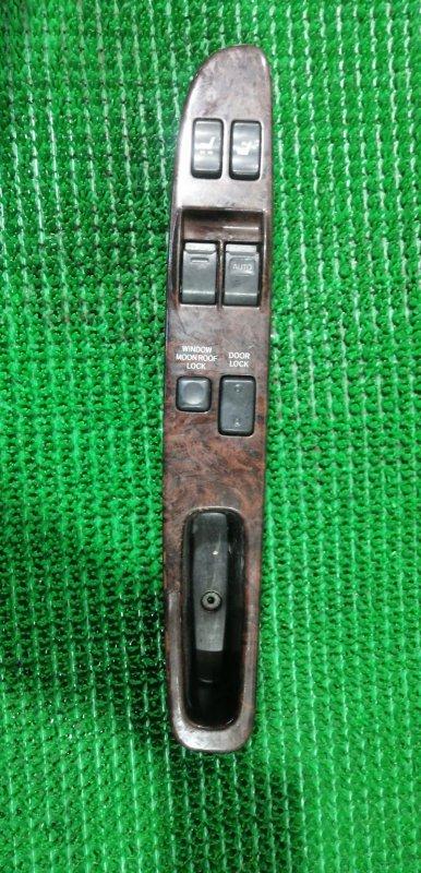 Блок управления стеклами Toyota Granvia KCH16 1KZ-TE 1997 передний правый