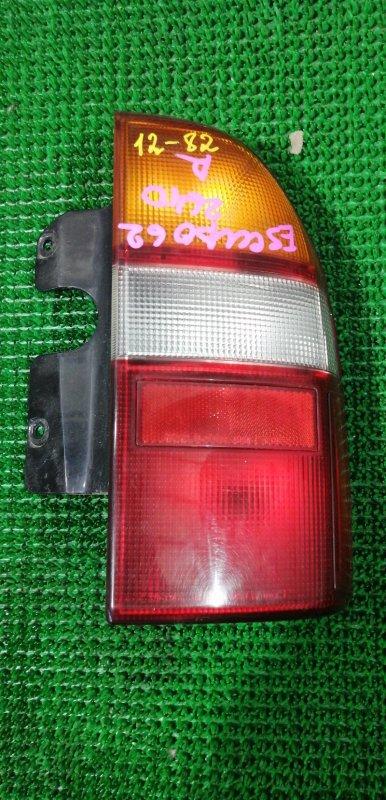Стоп Suzuki Escudo TD62W H25A 2001 правый