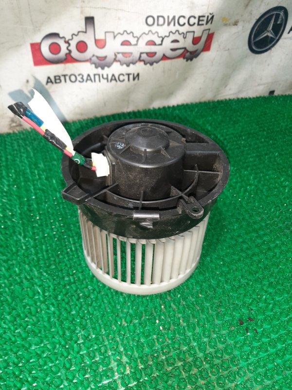 Мотор печки Nissan Xtrail NT31 MR20 2010