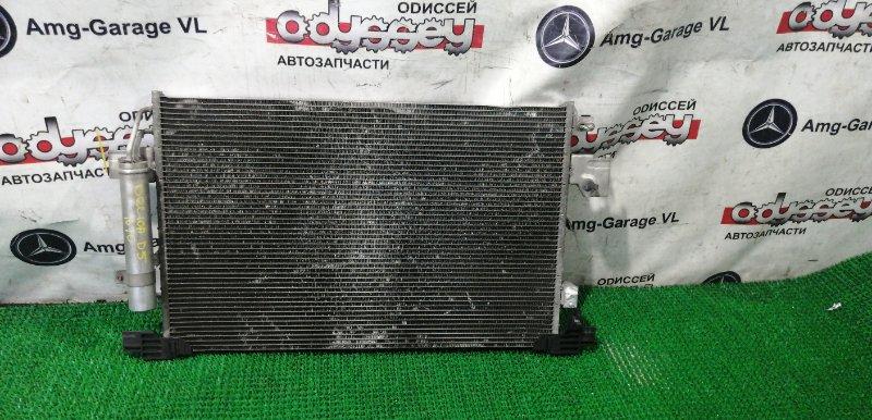 Радиатор кондиционера Mitsubishi Delica D5 CV5W 4B12 2007