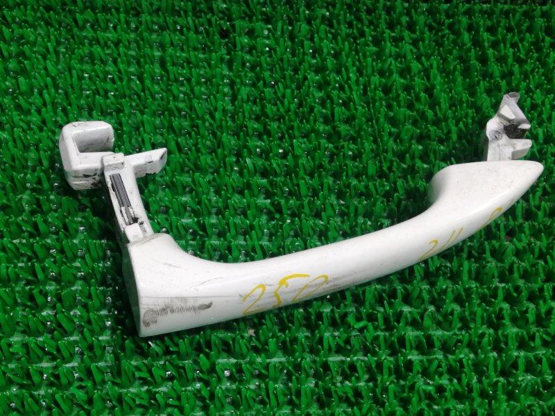 Ручка двери Mercedes E350 W211 272.964 задняя левая