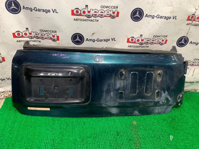 Дверь 5-я Honda Crv RD1 B20B 1995