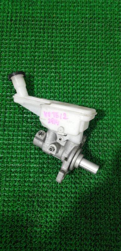 Главный тормозной цилиндр Nissan Note E12 HR12DE 2012
