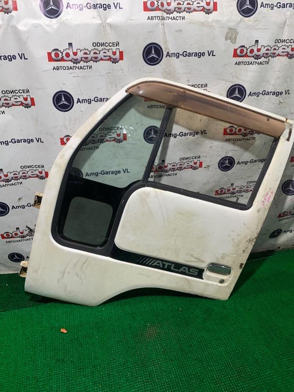 Дверь Nissan Atlas R4F23 QD32 2000 передняя левая