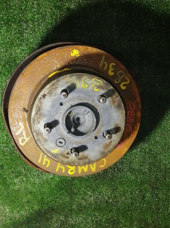 Ступица Toyota Camry SV41-0047826 3SFE-6970382 1996 задняя правая