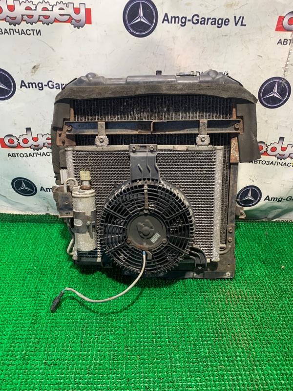 Радиатор Isuzu Elf NKR81E 4HL1 2003