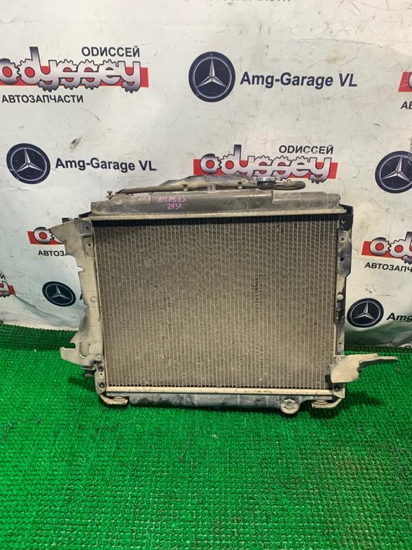 Радиатор Nissan Atlas R4F23 QD32 2000