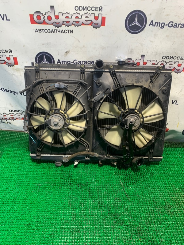 Радиатор Honda Odyssey RA6 F23A 2002