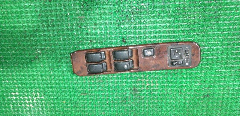 Блок упр. стеклоподьемниками Mitsubishi Challenger K99W 6G74 2008 передний правый