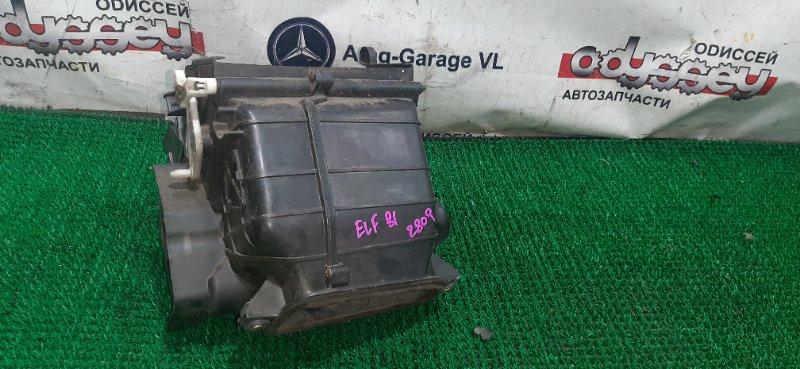 Мотор печки Isuzu Elf NKR81E 4HL1 2003