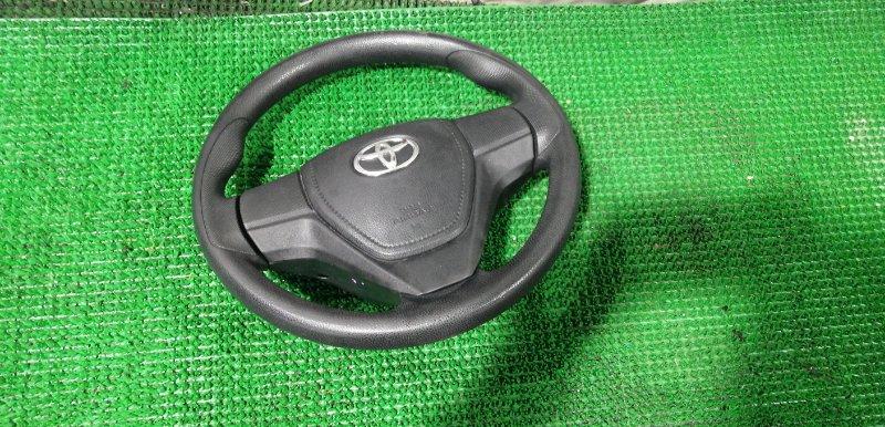Руль Toyota Corolla Fielder NZE164 1NZ-FE 2013