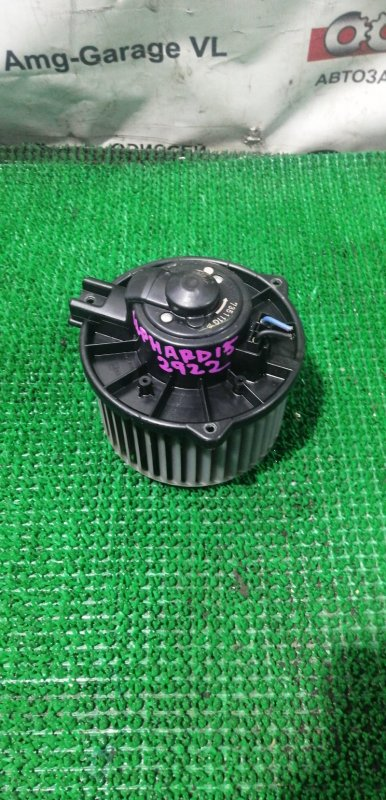 Мотор печки Toyota Alphard ANH15 2AZ-FE 2005