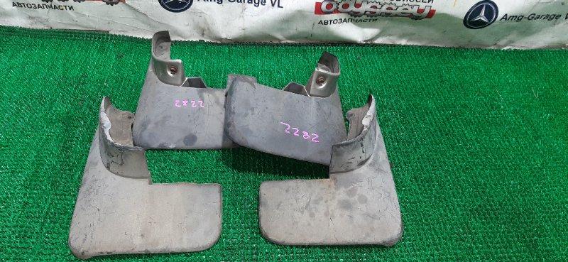 Брызговики комплект Isuzu Bighorn UBS26GW-7200757 6VE1 1999