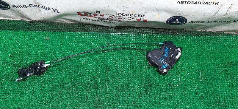 Замок двери Toyota Alphard ANH25-8013509 2AZ-FE 2009