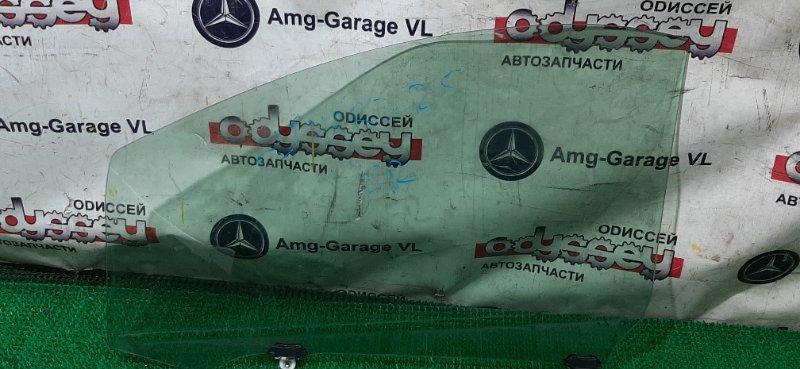 Стекло двери Toyota Alphard ANH25-8013509 2AZ-FE 2009 переднее правое