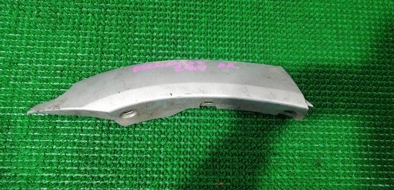 Накладка на крыло Suzuki Escudo TD62W H25A 2001 задняя правая