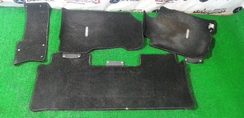 Коврики комплект Honda Crv RD7 K24A 2006