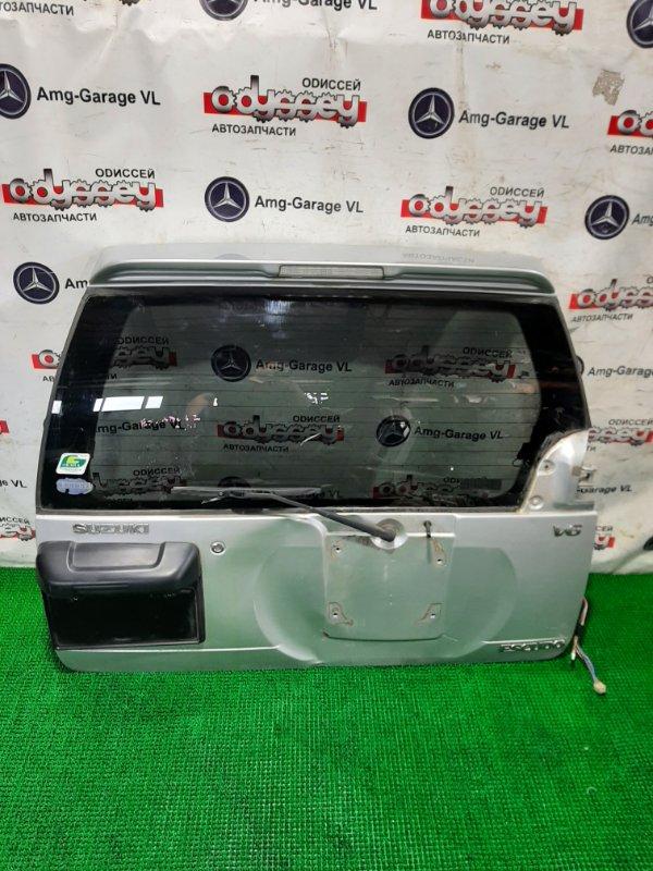 Дверь 5-я Suzuki Escudo TD62W H25A 2001