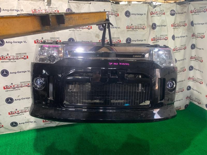 Nose cut Mitsubishi Delica D5 CV5W 4B12 2010