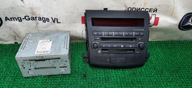 Магнитофон Mitsubishi Outlander CW5W 4B12 2005