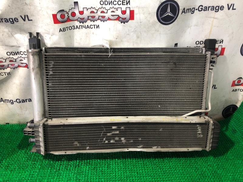Радиатор Mercedes C32 Amg W203 112961 2001