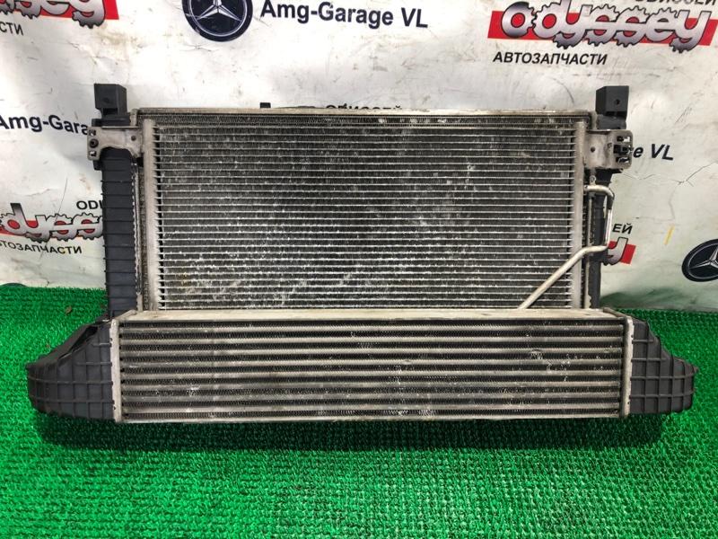Радиатор Mercedes C230 W203 271948 2005