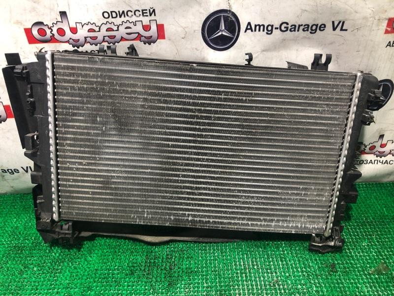 Радиатор Mercedes Vito W639 112976 2007