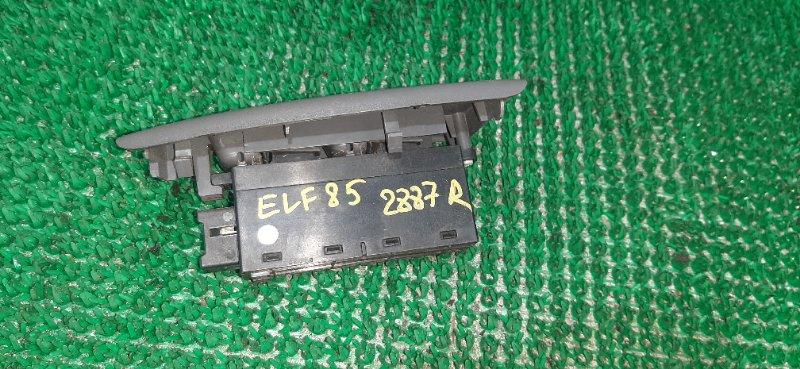 Блок упр. стеклоподьемниками Isuzu Elf NMS85 4JJ1-676706 2008 передний правый