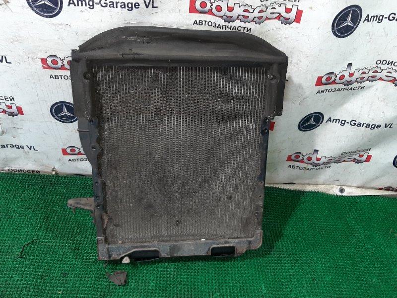 Радиатор Toyota Dyna XZU301 S05DD-B36854 2005