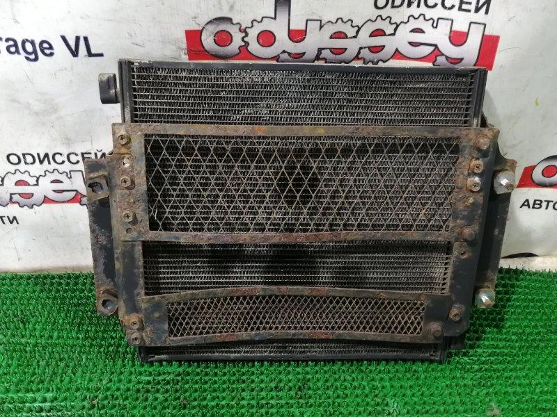 Радиатор кондиционера Isuzu Elf NMS85 4JJ1-676706 2008