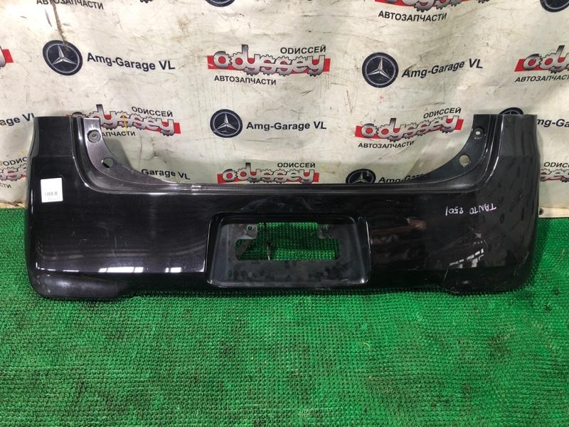 Бампер Daihatsu Tanto L455S KF-VE 2010 задний