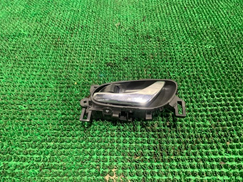 Ручка двери Nissan Xtrail NT32 MR20DD-626122B 2014 задняя левая