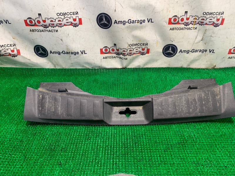 Пластик замка багажника Nissan Xtrail NT32 MR20DD 2014