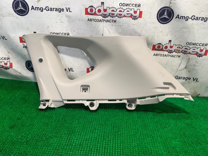 Пластик салона Nissan Xtrail NT32 MR20DD 2014 задний правый
