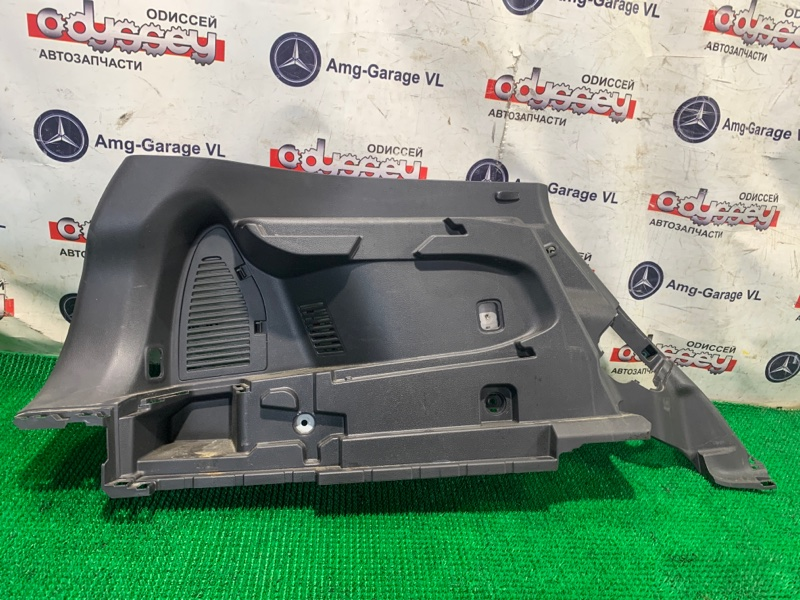 Обшивка багажника Nissan Xtrail NT32 MR20DD 2014 задняя левая