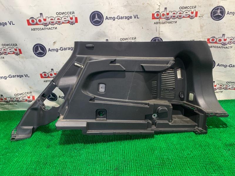 Обшивка багажника Nissan Xtrail NT32 MR20DD 2014 задняя правая
