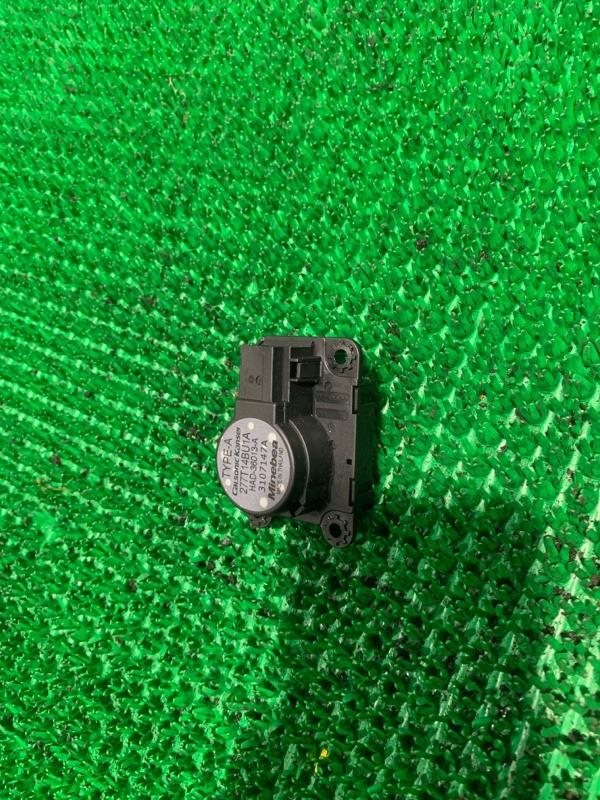 Моторчик привода заслонок печки Nissan Xtrail NT32 MR20DD 2014