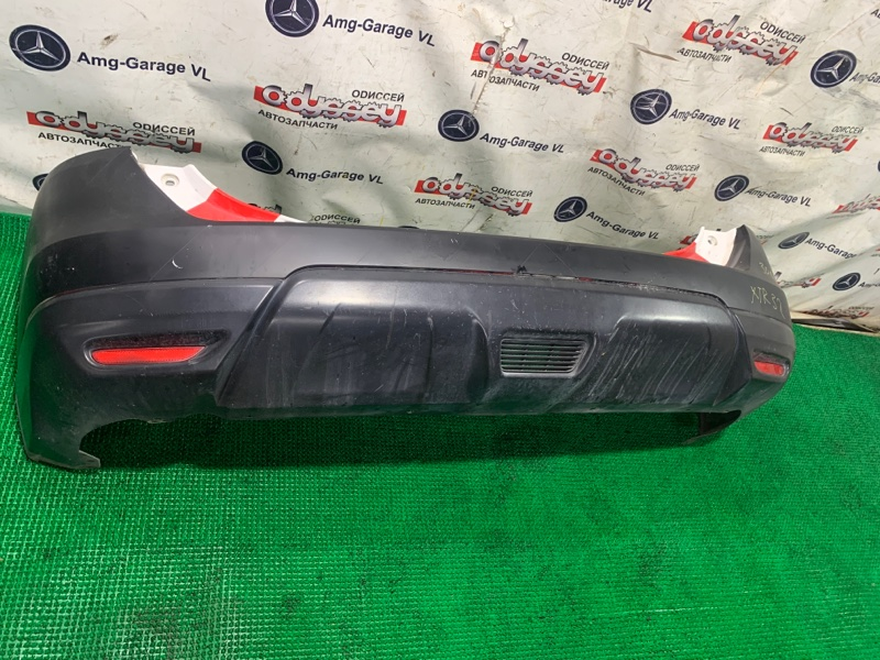 Бампер Nissan Xtrail NT32 MR20DD 2014 задний