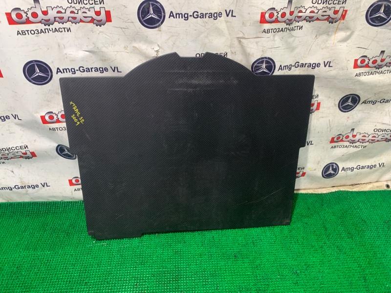 Обшивка багажника Nissan Xtrail NT32 MR20DD 2014