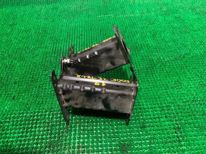 Жесткость бампера Nissan Xtrail NT32 MR20DD 2014 задний