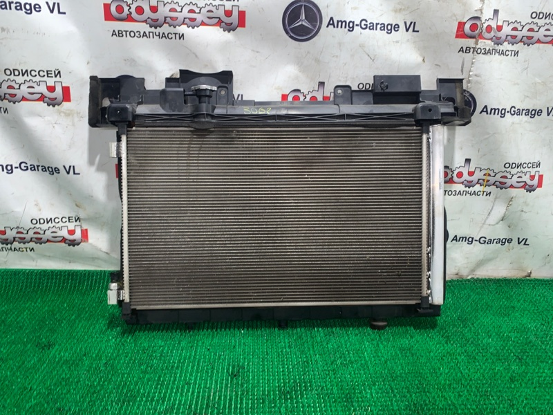 Радиатор Nissan Xtrail NT32 MR20DD 2014