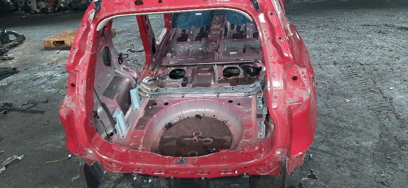 Rear cut Nissan Xtrail NT32 MR20DD 2014 задний