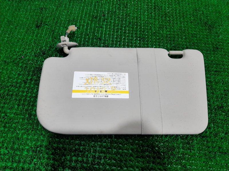 Козырек Nissan Xtrail NT32 MR20DD 2014 правый