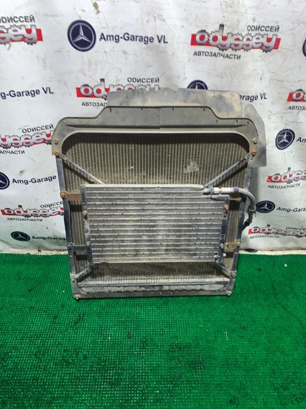 Радиатор Mitsubishi Fuso Great FV413J-520421 8DC8 1989